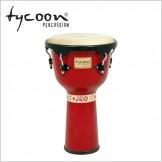 TYCOON 아티스트 젬베 TJ-72 B R/TJ-70 B R