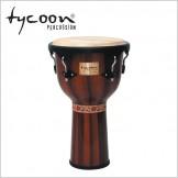 TYCOON 아티스트 젬베 TJ-10 B HP BR