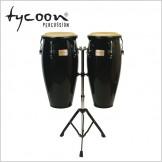 TYCOON 수프레모 콩가 STC-1B BK/D