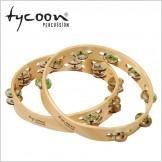 TYCOON 탬버린 TBW-10 BS