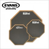 EVANS Real Feel Practice Pads