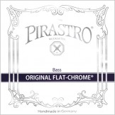 Pirastro Original Flat-Chrome Orchestra Double Bass Strings