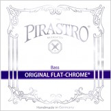 Pirastro Original Flat-Chrome Solo Double Bass Strings