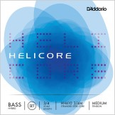 D'addario Helicore Hybrid Double Bass Strings