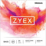 D'addario Zyex Double Bass Strings