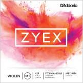 D'addario Zyex Violin String