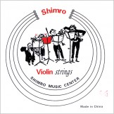 Shimro Violin Strings