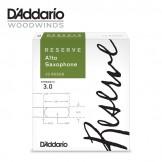 Reserve Alto Saxophone Reeds