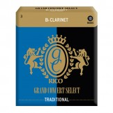 Grand Concert Select Traditional Bb Clarinet Reeds