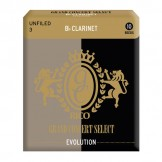 Grand Concert Select Evolution Bb Clarinet Reeds