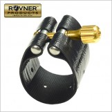 Rovner Dark Saxophone Ligature