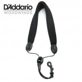 Rico Padded Sax Strap with Plastic Snap Hook