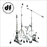 DF Drum Hardware  A Set
