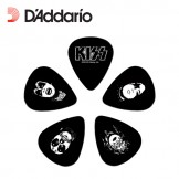 Planet Waves KISS Guitar Picks, KISS, 10 pack, Medium
