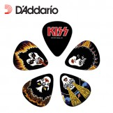 Planet Waves KISS Guitar Picks, Rock and Roll Over, 10 Pack, Medium