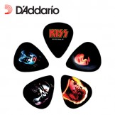 Planet Waves KISS Guitar Picks, Alive II, 10 pack, Medium