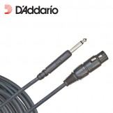Classic Series Unbalanced Microphone Cable PW-CGMIC-25 (7.5M)