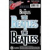 Planet Waves Beatles Guitar Tattoo Sticker, Logo