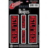 Planet Waves Beatles Guitar Tattoo Sticker, Revolution