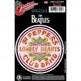 Planet Waves Beatles Guitar Tattoo Sticker, Sgt Peppers