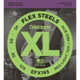 ELECTRIC BASS GUITAR STRING EFX165