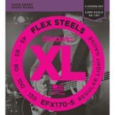 ELECTRIC BASS GUITAR STRING EFX170-5