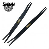 SABIAN LEATHER CYMBAL STRAPS PAIR 61002