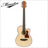 마에스트로 어쿠스틱기타 Maestro MOM-30CE NT (312274)