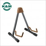 K&M CORK  A-GUITAR STAND (391203)
