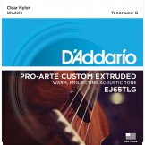 EJ65TLG Pro-Arté Custom Extruded Ukulele, Tenor Low G