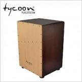 Tycoon  Double  Overhead Chamber Cajon TKDOHC-35