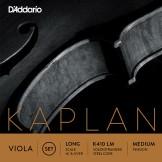 Daddario Kaplan Viola String