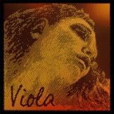 Pirastro Evah Pirazzi Gold Viola String