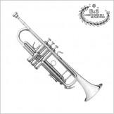 B&S 3137S Trumpet