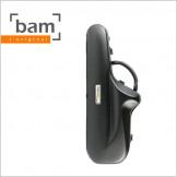Bam Cabine Alto Saxophone Black Case