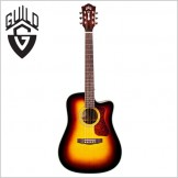 ACOUSTIC GUITAR GUILD WESTERLY D-140CE SB