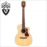 ACOUSTIC GUITAR GUILD WESTERLY OM-140CE NAT