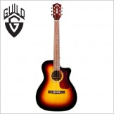 ACOUSTIC GUITAR GUILD WESTERLY OM-140CE SB