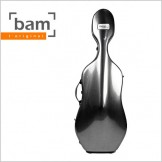 Bam 3.5 컴팩 하이테크 첼로 케이스 트위드 (1004XLT)
