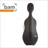 [Bam] L'etoile Hightech Slim Cello Case - Black (ET1005XL)
