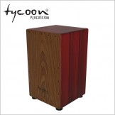 Tycoon ARTIST HAND-PAINTED RED CAJONㅣTKHP-29 R