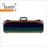 [Bam] Hightech Oblong Violin Case - Paris Limited Edition (2001XLPA)