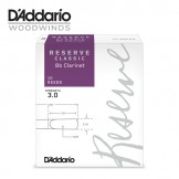 Reserve Classic Bb Clarinet Reeds (10PK)