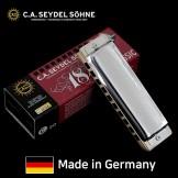 170년 전통의 독일산 하모니카 자이델 모델:블루스 1847 클래식 10홀