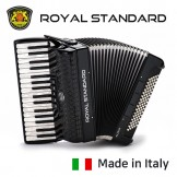 가성비 최고의 이탈리아 아코디언 로얄 스탠다드 모델 : 로얄알파