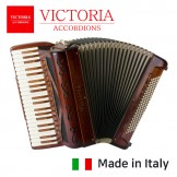 세계적인 연주자들이 선택한 아코디언  빅토리아 모델 : 포에타 프린시페