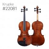 쿠룹케 바이올린모델: #22081