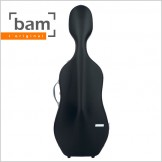 Bam 3.5 팬더 하이테크 첼로 케이스 블랙 (PANT1005XLN)