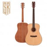 SR 에스알 어쿠스틱 기타 SR-200D NT