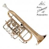 SCHERZER 8111-L Piccolo Trumpet